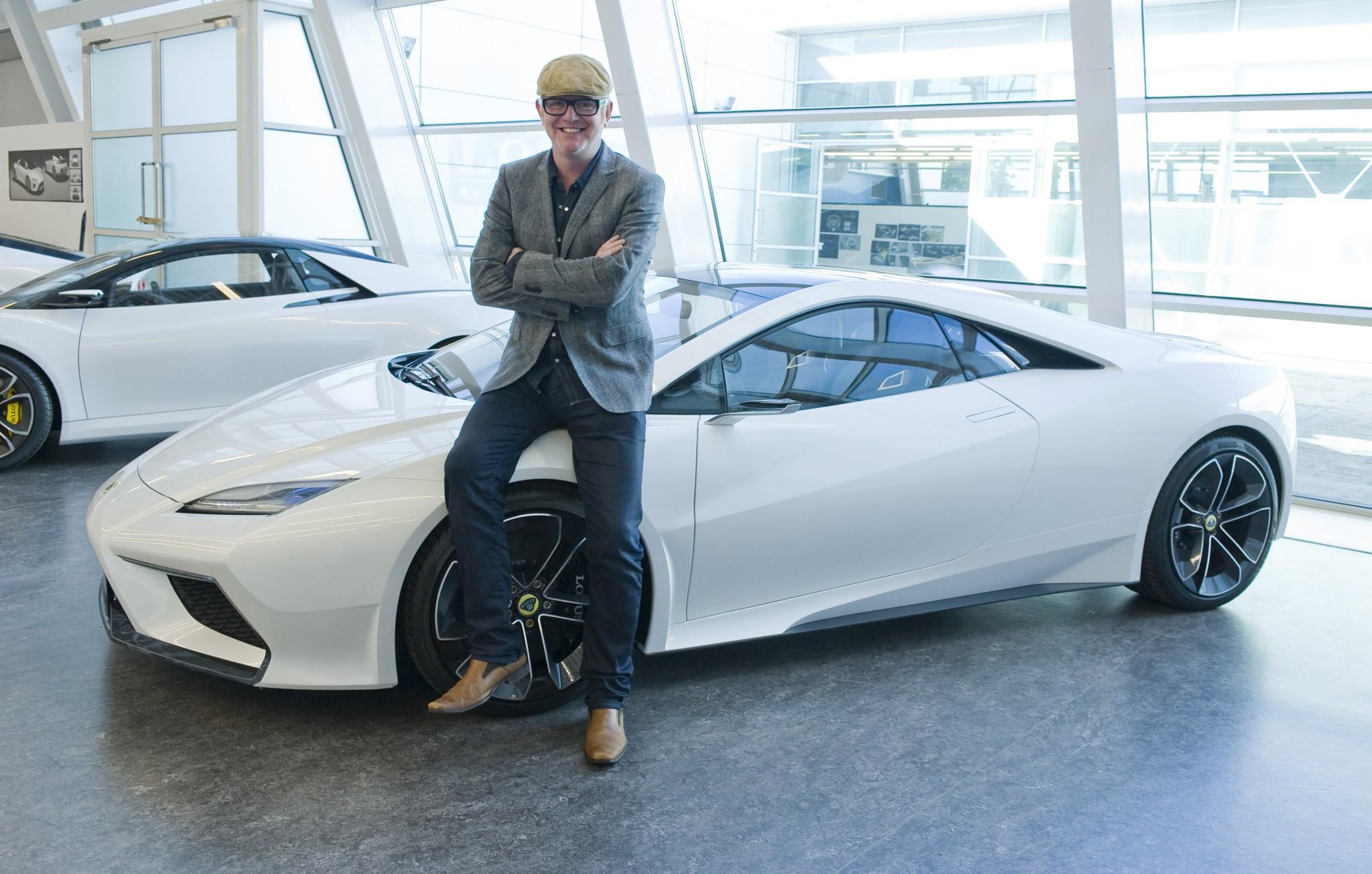 Run Off Insurance >> Chris Evans Visit to Lotus 27_09_11_66 | SELOC
