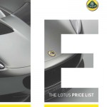 Lotus Cars – MY12 Price List Available