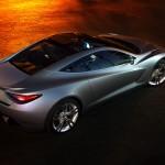 New Era Lotus Elite - Rear three quarters, high, photoshoot