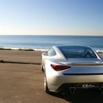 New Era Lotus Elite - Rear, photoshoot
