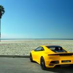New Era Lotus Elan - Rear, photoshoot