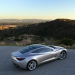 New Era Lotus Elite - Rear three quarters, photoshoot