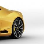 New Era Lotus Elan - Wheel, rendered