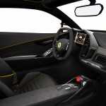 New Era Lotus Elan - Interior, rendered