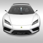 New Era Lotus Esprit - Front, render