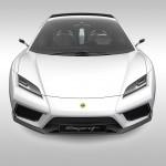 New Era Lotus Esprit - Front, render
