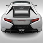 New Era Lotus Esprit - Rear, render