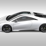 New Era Lotus Esprit - Side, render