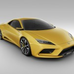 New Era Lotus Elan - Front three quarters, rendered