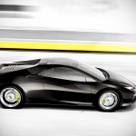 New Era Lotus Esprit - Side, render