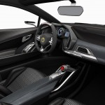 New Era Lotus Esprit - Interior