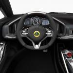 New Era Lotus Esprit - Interior