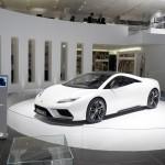 New Era Lotus Esprit - Front three quarters, motorshow