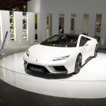 New Era Lotus Esprit - Front angled, motorshow