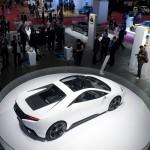 New Era Lotus Esprit - Rear three quarters high, motorshow