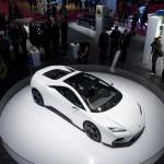 New Era Lotus Esprit - Front three quarters high, motorshow