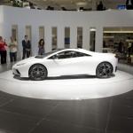 New Era Lotus Esprit - Side, motorshow