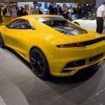 New Era Lotus Elan - Rear three quarters, motorshow