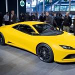 New Era Lotus Elan - Front three quarters, motorshow