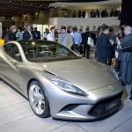 New Era Lotus Elite - Front three quarters, motorshow