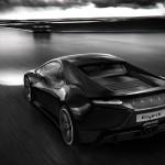 New Era Lotus Esprit - Rear three quarters motion