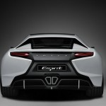 New Era Lotus Esprit - Rear