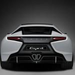 New Era Lotus Esprit - Rear