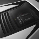 New Era Lotus Esprit - Engine bay