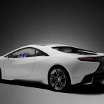New Era Lotus Esprit - Rear three quarter view