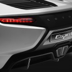 New Era Lotus Esprit - Rear, angled