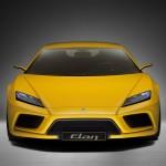 New Era Lotus Elan - Front, studio
