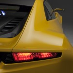 New Era Lotus Elan - Rear light, studio