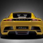 New Era Lotus Elan - Rear low, studio