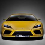 New Era Lotus Elan - Front low, studio