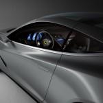 New Era Lotus Elite - Door to interior, studio