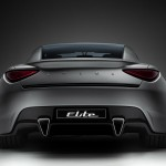 New Era Lotus Elite - Rear, low, studio