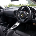 Evora IPS - Interior