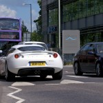 Evora IPS –  Around town - Rear