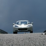 Evora IPS – On the Road - Front, low