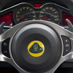 Evora IPS – Steering Wheel