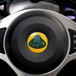 Evora IPS - Steering wheel