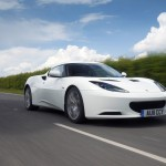 Evora IPS - On the Road - Front three quarters