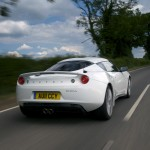 Evora IPS - On the Road - Rear