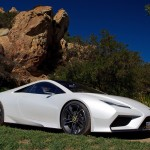 New Era Lotus Esprit - Side angled low, photoshoot