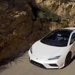 New Era Lotus Esprit - Front angled high, photoshoot