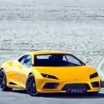 New Era Lotus Elan - Front, photoshoot