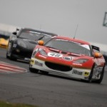Lotus Sport UK – Lotus Evora Of Glew/Holmes Takes GT4 Win At Silverstone