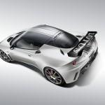 Evora GTE - Rear three quarters high, render