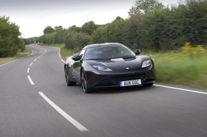 Evora S - MY12 on the Road