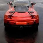 Evora GTE Chrome Red - Hethel - 3